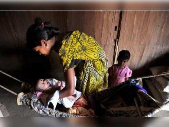 ದೇಶದ 58% ರಷ್ಟು ಮಕ್ಕಳಲ್ಲಿ ರಕ್ತಹೀನತೆ