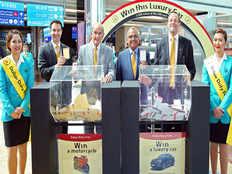 indian man wins 1m in dubai duty free millennium millionaire