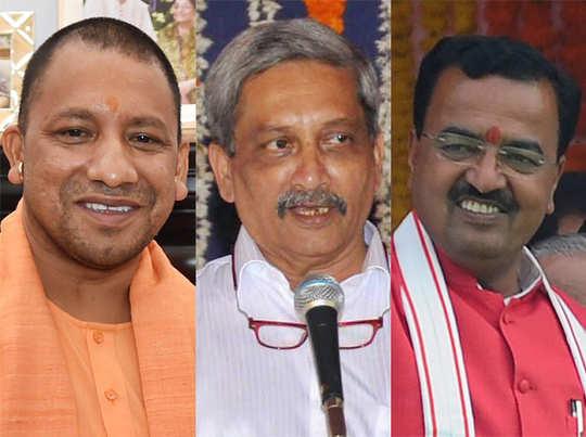 राष्ट्रपति चुनाव तक संसद नहीं छोड़ेंगे पर्रिकर, योगी और मौर्य