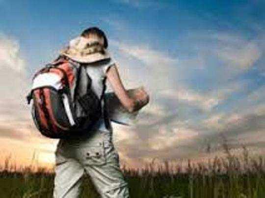कुछ घुमक्कड़ी हो जाए - may be wandering | Navbharat Times