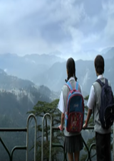 blue mountains movie review in hindi