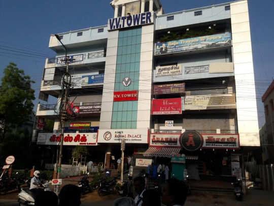 வி.வி மினரல்ஸ் வைகுண்டராஜனுக்கு சொந்தமான கட்டிடத்திற்கு சீல் வைப்பு..!