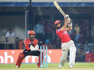 अमला की 38 गेंदों पर 58 रनों की पारी से पंजाब की धमाकेदार जीत