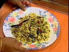 Recipe How to make chinta chiguru pulihora