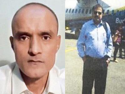 पाकिस्तानी मीडिया भी जाधव और हबीब के मामलों को जोड़कर देख रही है...