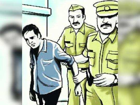 निजी चैनल के सीएमडी लखनऊ एयरपोर्ट से गिरफ्तार