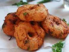 Recipe How to make Aloo vada