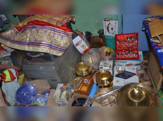 திருமணத்திற்கு முதல் நாளே பணம், நகைகளை ஆட்டய போட்ட மணமகன்
