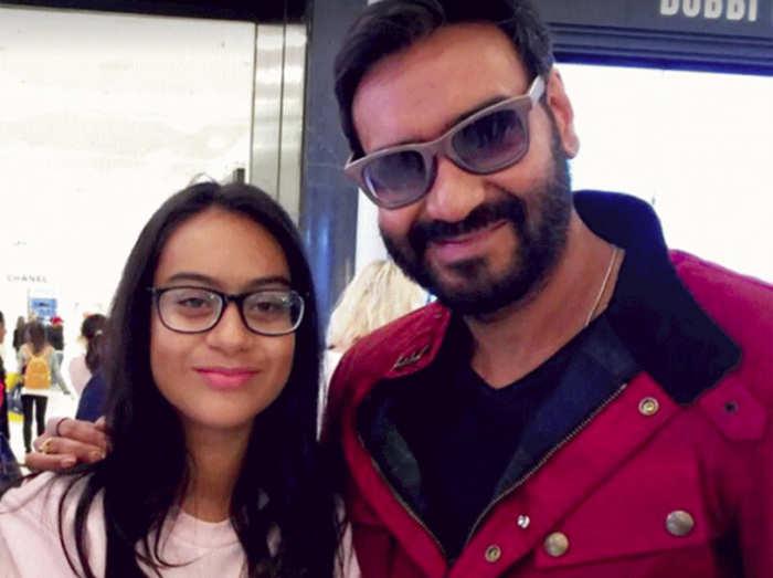 बेटी के जन्मदिन के लिए अजय देवगन ने गोलमाल अगेन की शूटिंग से लिया ब्रेक