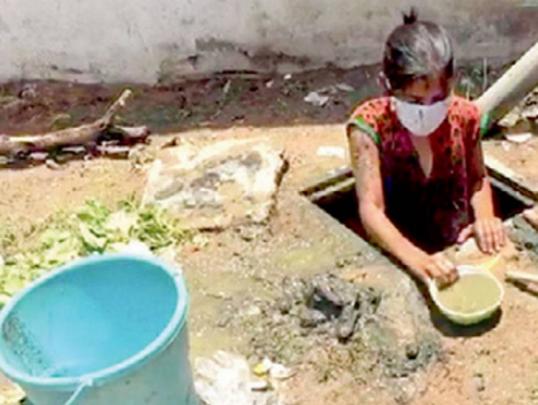 অনাথ শিশুদের দিয়ে সেপটিক ট্যাঙ্ক পরিষ্কার করাচ্ছে NGO, ভিডিয়ো ভাইরাল
