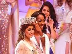 Noida girl Srishti Kaur crowned Miss Teen Universe 2017