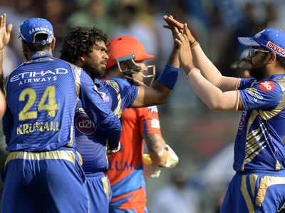 IPL: मैदान पर नजर आया लसिथ मलिंगा का 'डुप्लीकेट'