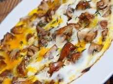 Recipe How to make Mushroom Omelette