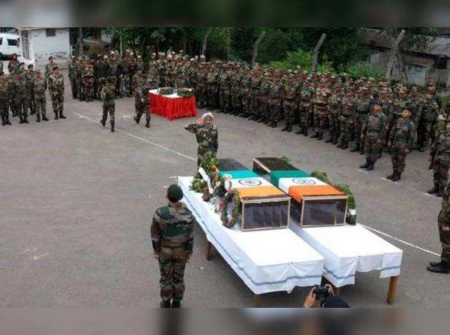 indian army killed