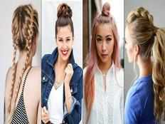 easy hairstyle tutorials for long hair
