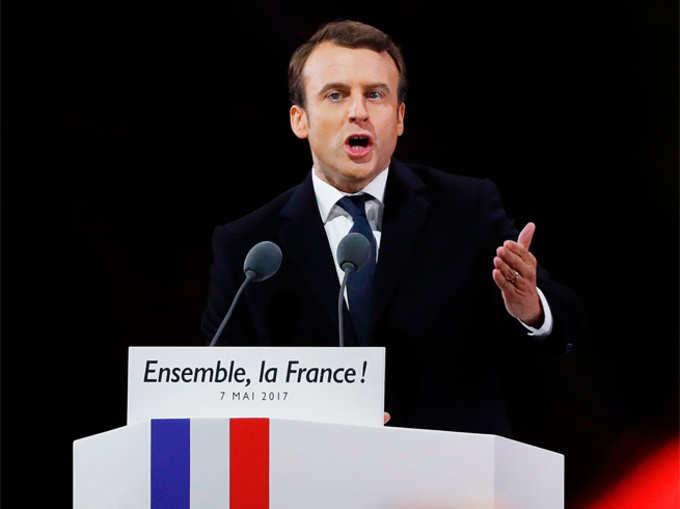 जानें, फ्रांस के अगले राष्ट्रपति इमैन्युअल मैक्रों की जिंदगी के अहम पड़ाव