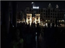 power cut at the dubai mall leaves shoppers in the dark