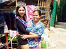khanittha mint phasaeng garbage collector crowned beauty queen