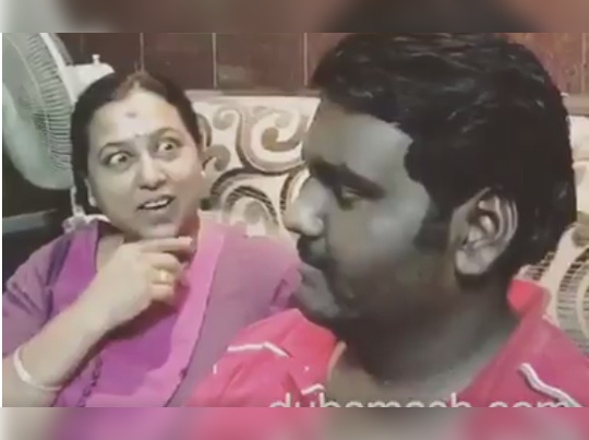 தனது மகனுடன் டப்ஸ்மேஷ் -ல் கலக்கும் விஜயகாந்தின் மனைவி