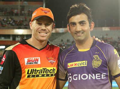 IPL 9 में हैदराबाद ने एलिमिनेटर मैच में KKR को हराया था
