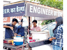 an engineer drom jaipur set up his thela after getting degree of engineering