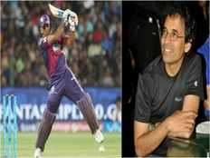harsha bhogle picks his ipl team of the decade names ms dhoni as the captain of the side