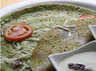Recipe How to make spinach dosa