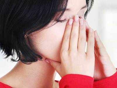 Sinusitis in Hindi: cause, symptoms and treatment of sinusitis