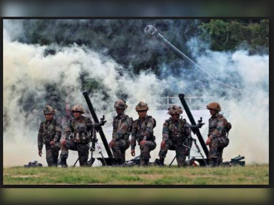 ফের পাকিস্তানের যুদ্ধবিরতি লঙ্ঘন, উচিত জবাব ভারতীয় সেনার