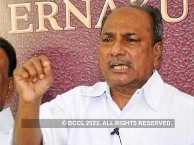 Army be given free hand to take appropriate action against Pakistan: AK Antony
