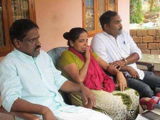 ജിഷ്ണു കേസ്: സിബിഐ അന്വേഷണം ആവശ്യപ്പെട്ട് കുടുംബം കേന്ദ്രത്തെ സമീപിക്കും