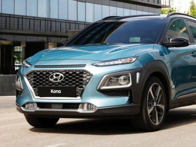 Hyundai Kona: सब-कॉम्पैक्ट SUV की पहली झलक पेश