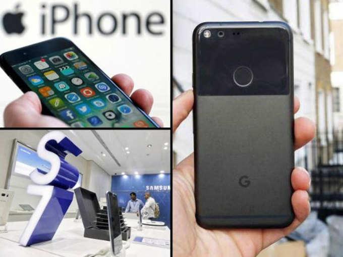 iPhone 7 से लेकर Samsung तक के स्मार्टफोन पर मिल रहा है बंपर डिस्काउंट