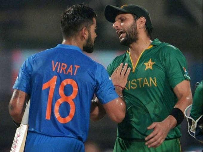 भारत-पाक खिलाड़ियों के बीच हुए ये बड़े विवाद