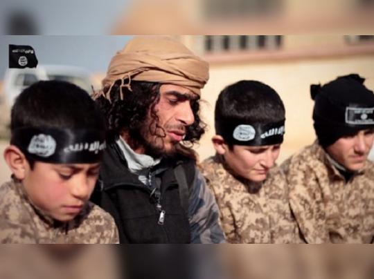 ISIS-এর কাছে মুন্ডু কাটার প্রশিক্ষণ নিয়েছে ১৬০০ ইয়াজিদি শিশু