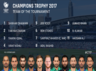 CT17 team of the tournament