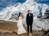 Coolest wedding of the year Venue Everest Base Camp