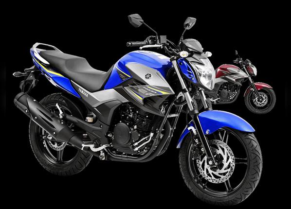 Yamaha Fazer 250 मोटरसाइकल का प्लैटफॉर्म