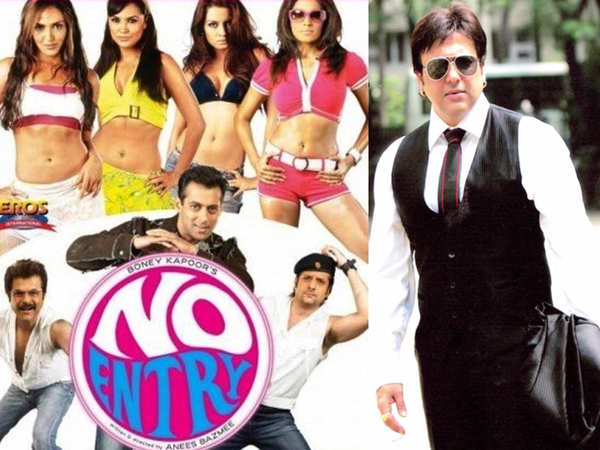 makers may drop govinda from no entry mein entry