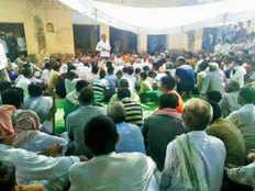 panchayat held in khambi accused declared innocent