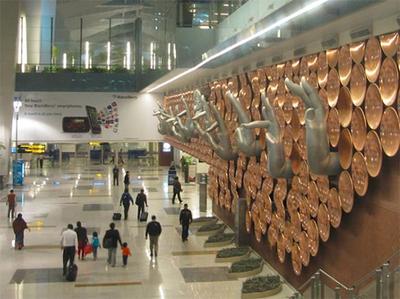 सुरक्षा के लिहाज से टॉप पर IGI एयरपोर्ट