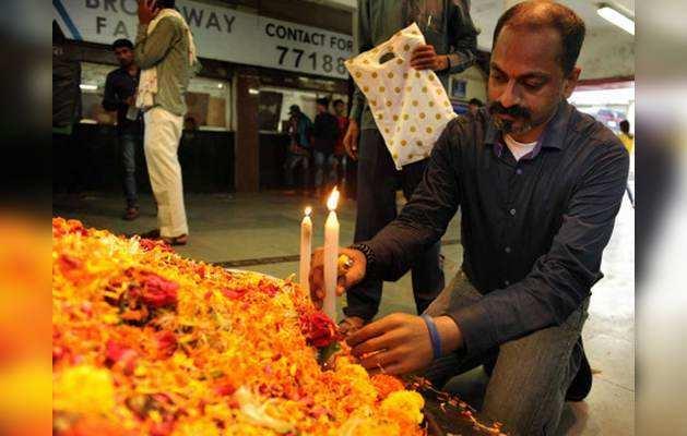 मुंबई: 7/11 ट्रेन ब्लास्ट में मारे गए लोगों को दी गई श्रद्धांजलि