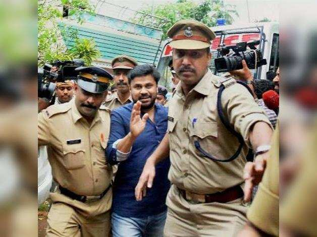 Kochi: Malayalam actor Dileep, who was arrested in connection with the abduction...