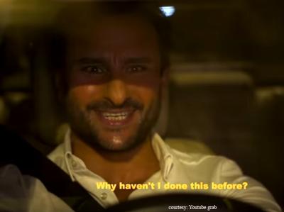 सैफ अली खान की अगली फिल्म 'काला कांडी' का टीज़र रिलीज़