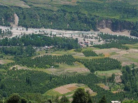 उत्तराखंड : 16 साल में कुल 16,793 गांवों में से 3000 गांव पूरी तरह खाली