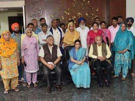 ஐ.எஸ்ஸால் கடத்தப்பட்ட இந்தியர்கள்; நம்பிக்கையூட்டும் சுஷ்மா சுவராஜ்...!