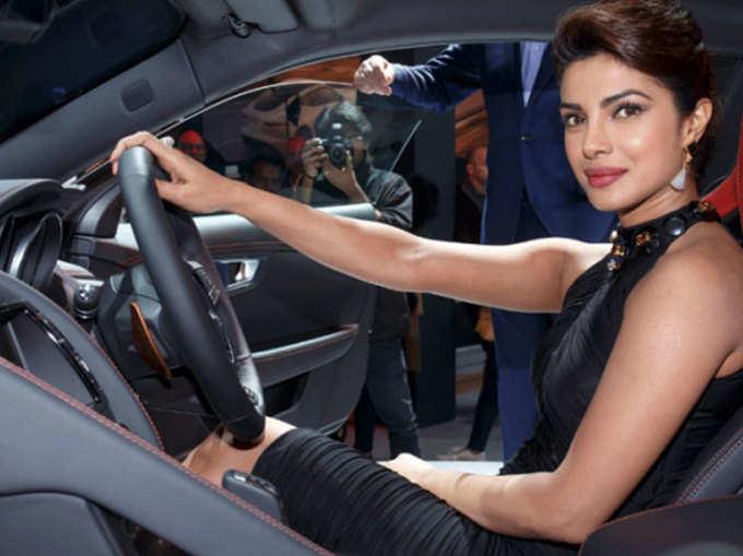 priyanka chopra birthday special see her luxury car collection | Navbharat  Times Photogallery