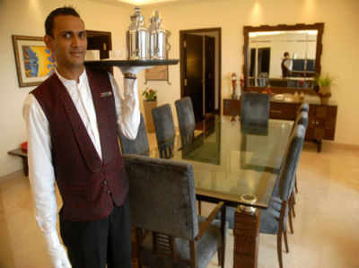 7500 रुपये से कम रूम टैरिफ वाले होटलों पर 18% GST