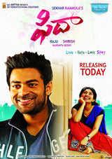 fidaa telugu movie review and rating varun tej and sai pallavi in fidaa