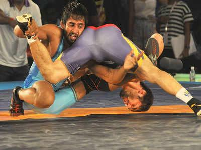 वर्ल्ड कुश्ती चैंपियनशिप में भाग लेने के लिए बजरंग-राहुल के बीच पेरिस में होगा मुकाबला